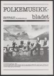 Folkemusikkbladet 1988 - 1