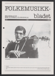 Folkemusikkbladet 1989 - 2