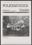 Folkemusikkbladet 1990 - 1