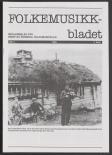 Folkemusikkbladet 1990 - 2