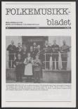 Folkemusikkbladet 1991 - 1