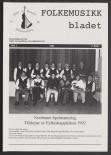 Folkemusikkbladet 1992 - 2