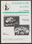 Folkemusikkbladet 1993 - 2