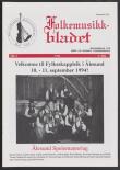 Folkemusikkbladet 1994 - 2