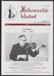 Folkemusikkbladet 1996 - 2
