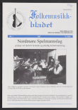 Folkemusikkbladet 1997 - 1