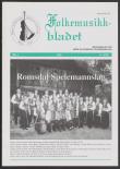 Folkemusikkbladet 1999 - 1