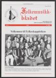 Folkemusikkbladet 1999 - 2