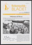 Folkemusikkbladet 2001 - 2