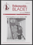 Folkemusikkbladet 2003 - 2