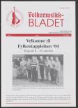 Folkemusikkbladet 2004 - 2
