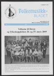 Folkemusikkbladet 2009 - 1