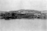 Storvik Mekaniske Verksted i gamle dager. (1915 ?) Foto: Nordmøre Museum. FylkesFOTOarkivet.